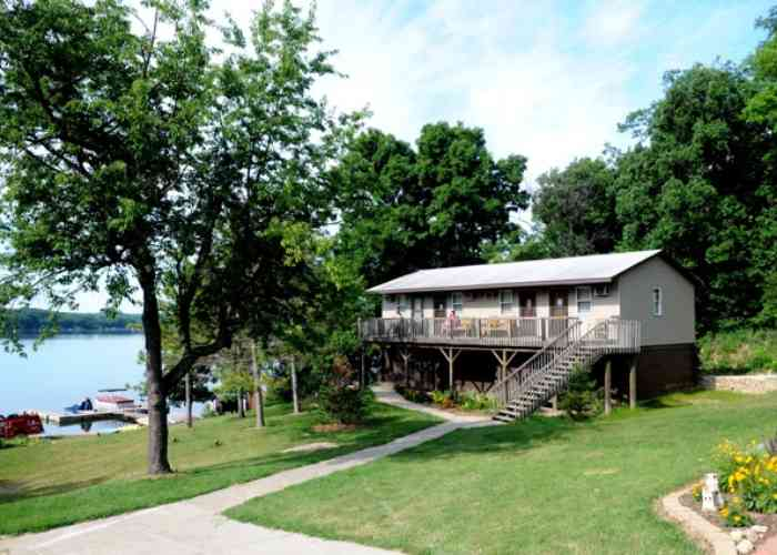 Midwest Deaf Retreat at Camp Joy