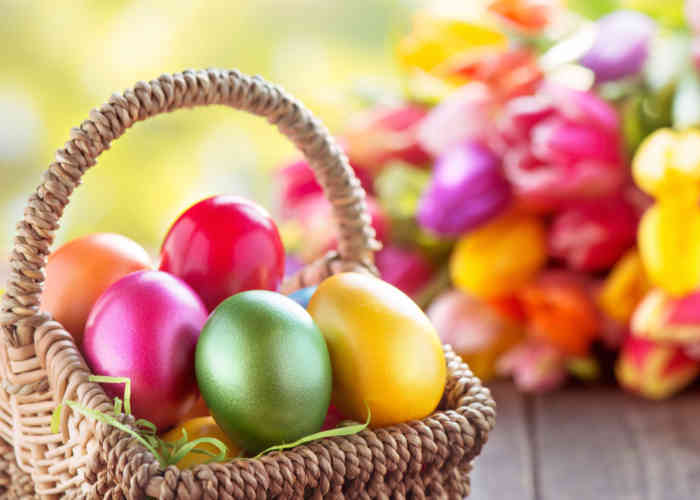 Free Easter Breakfast
